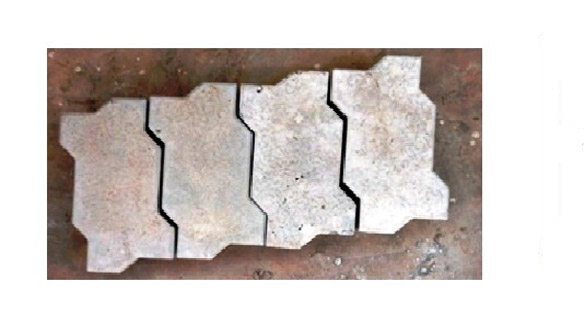 Experimental Study on Suitability of Geopolymer Concrete Paver on Medium Traffic Condition Highway